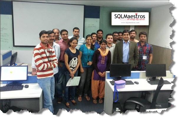 1_SQL_Server_Training_SQL_ Performance_Tuning_Bangalore_January_2014