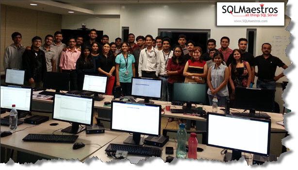 1_SQL_server_training_Gurgaon_India