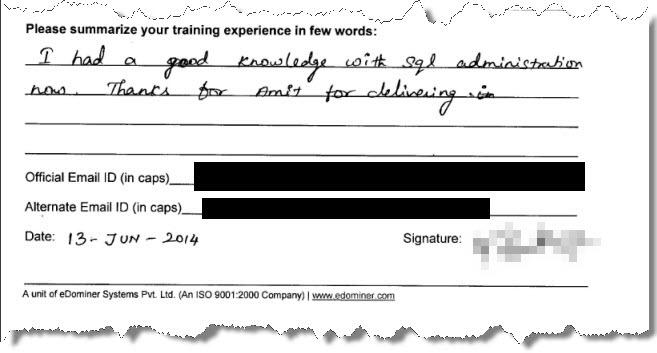 2_SQL_Server_Training_SQL_2012_Advance_Administration_Coimbatore_June_2014