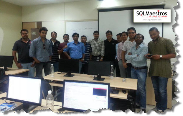 1_SQL_Server_Training_SQL_Server_2012_Pune_June_2013