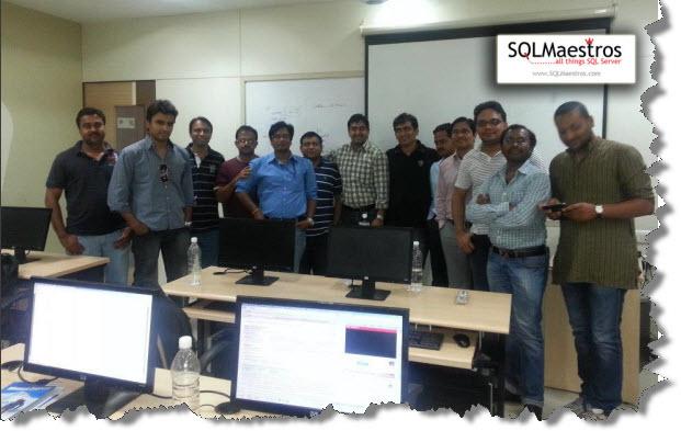 1_SQL_Server_Training_SQL_Server_2012_Pune_June_2013