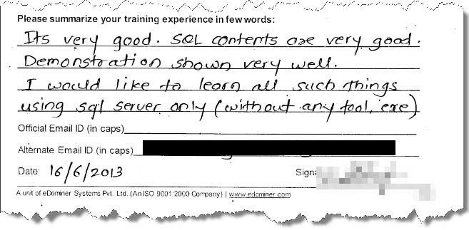 6_SQL_Server_Training_SQL_Server_2012_Pune_June_2013