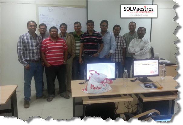 1_SQL_Server_Training_SQL_Server_2012_Pune_May_2013