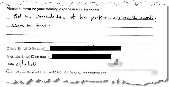 3_SQL_Server_Training_Performance_Tuning_Bangalore_April_2013