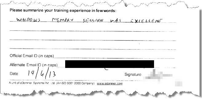 8_SQL_Server_Training_Performance_Tuning_Bangalore_April_2013