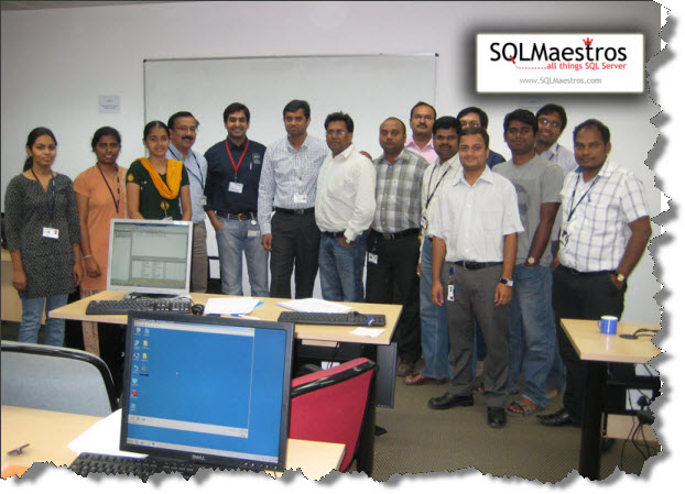 1_SQL_Server_Training_SQL_Server_2008_BI_Bangalore_March_2012