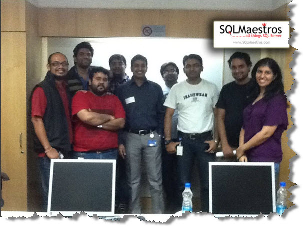 1_SQL_Server_Training_SQL_Server_2012_Bangalore_July_2012