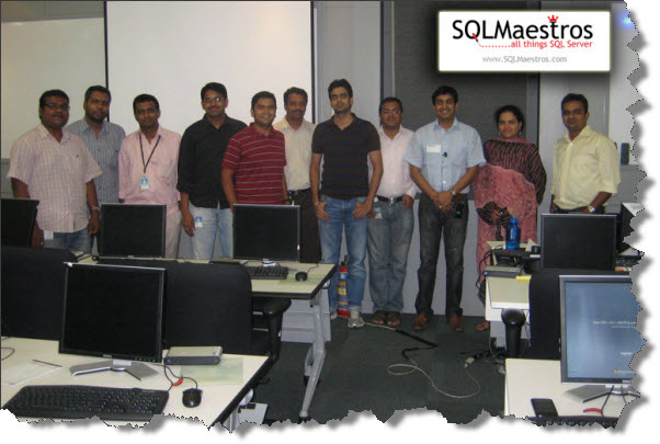 1_SQL_Server_Training_SQL_Server_Business_Intelligence_Hyderabad_May_2012