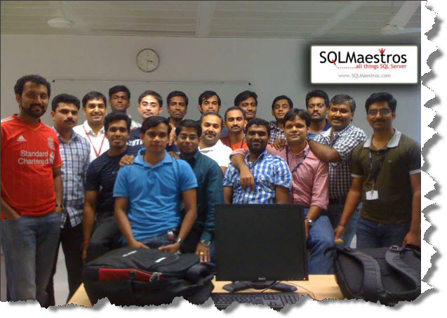 1_SQL_Server_Training_SQL_Server_Clustering_Bangalore_July_2012