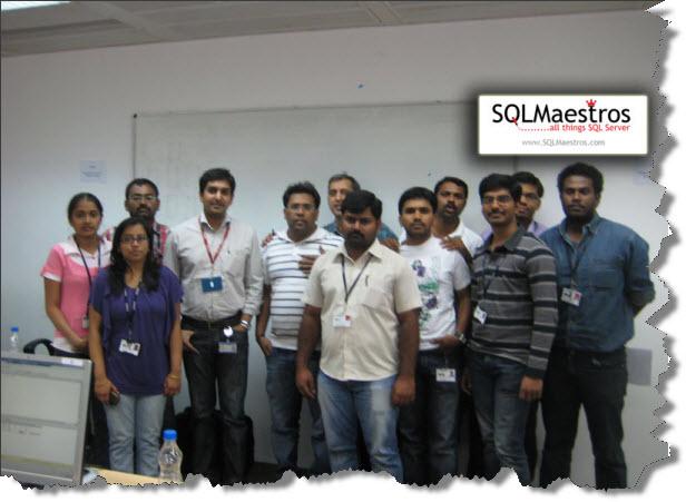1_SQL_Server_Training_SQL_Server_DBA_Bangalore_March_2012