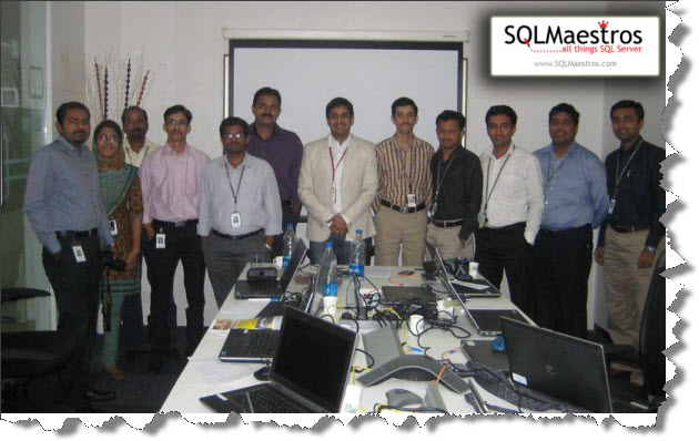 1_SQL_Server_Training_SQL_Server_High_Availability_Trivandrum_January_2012