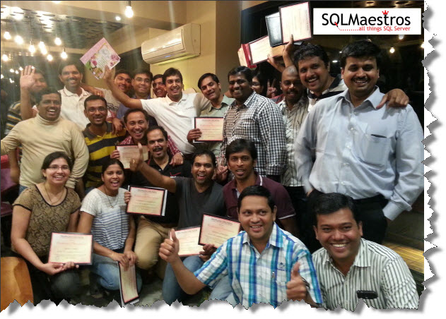 1_SQL_Server_Training_SQL_Server_Performance_Tuning_Master_Class_Bangalore_Dec_2014