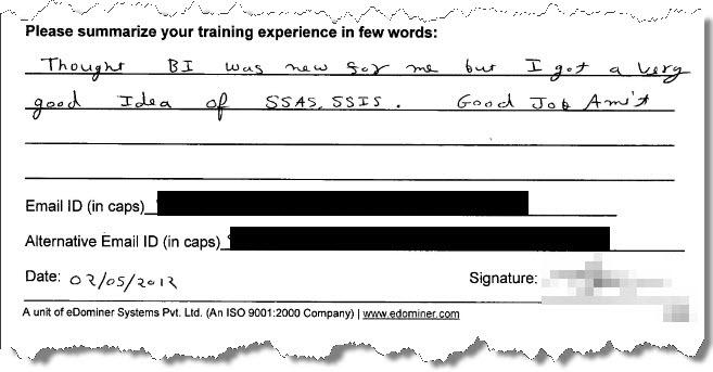 7_SQL_Server_Training_SQL_Server_Business_Intelligence_Hyderabad_May_2012