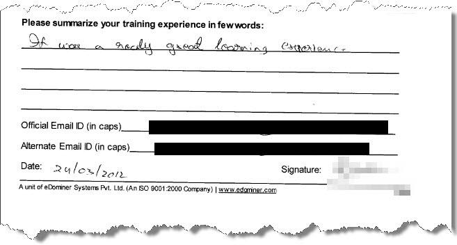 7_SQL_Server_Training_SQL_Server_DBA_Bangalore_March_2012