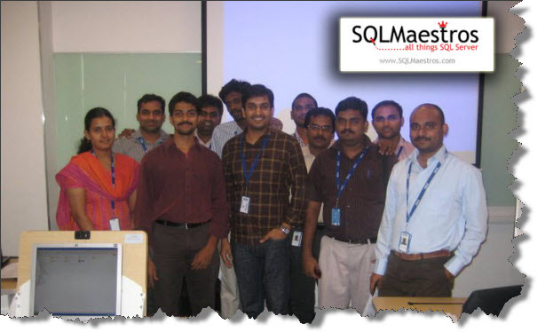 1_SQL_Server_Training_SQL_Advance_Chennai_August_2011