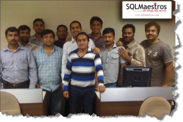 1_SQL_Server_Training_SQL_Advance_Pune_Sep_2011