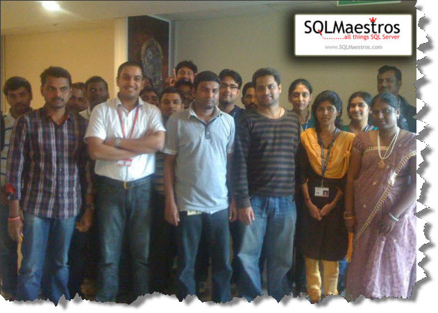 1_SQL_Server_Training_SQL_BI_Bangalore_Aug_2011