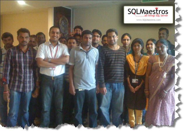 1_SQL_Server_Training_SQL_BI_Bangalore_Aug_2011