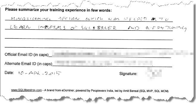 13_SQL_Server_Performance_Tuning_Master_Class_Hyderabad_April_2015