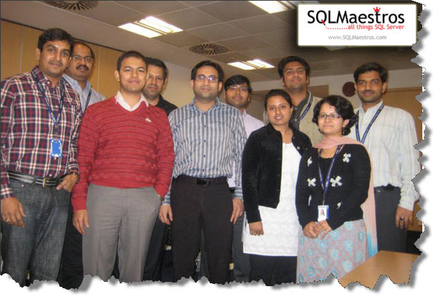 1_SQL_Server_Training_SQL_DBA_Gurgaon_March_2011