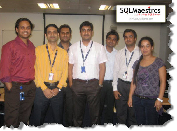 1_SQL_Server_training_SQL_Advance_Gurgaon_July_2011