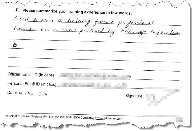 9_SQL_Server_Training_SQL_DBA_Gurgaon_March_2011