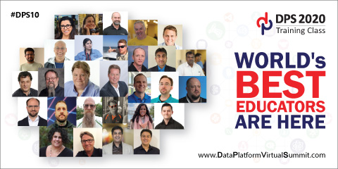 Data Platform Summit 2020 Training Classes